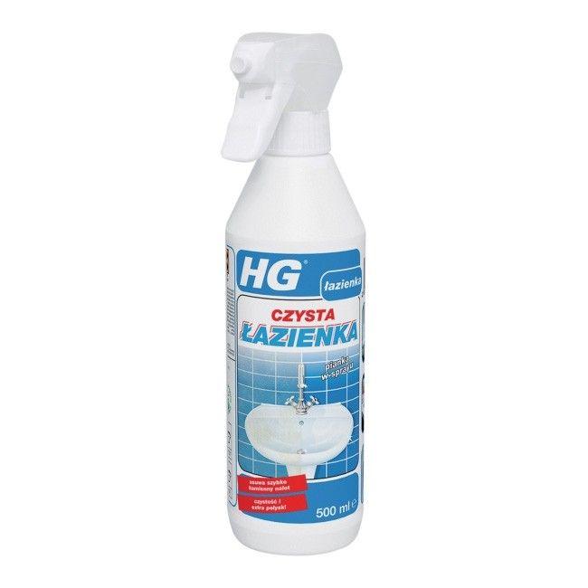 środek Hg Hagesan Błękitny 0 5 L środki Czyszczące
