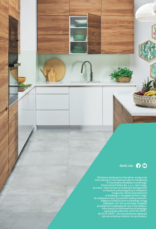 Katalog Kuchnie 2019