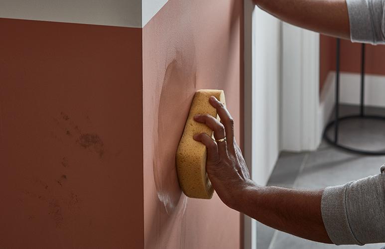 mycie ścian