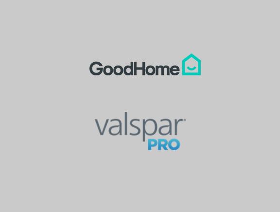 GoodHome i Valspar Pro