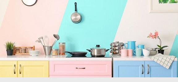 Jak wybrać kolor ścian w kuchni?