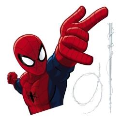 naklejka spider man