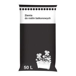 Ziemia do roślin balkonowych 50 l