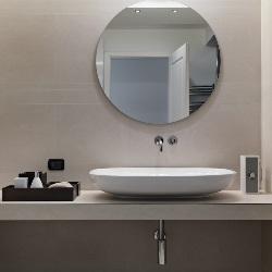 lustro nad umywalką