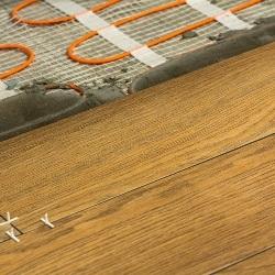 montowane ogrzewania podłogowego