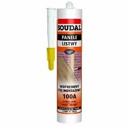 Klej montażowy Soudal 100A 300 ml