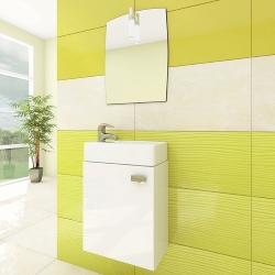 Mała łazienka 7 Sposobów Na Jej Aranżację Castorama