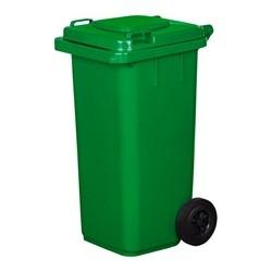 Pojemnik na śmieci 240 l zielony