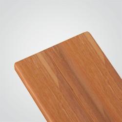 Blat laminowany drewniany Biuro Styl 61 x 4 x 305 cm dąb premium olejowany