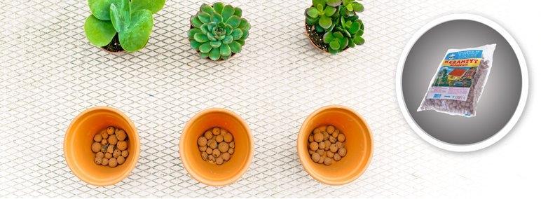 Keramzyt ogrodniczy 10 - 20 mm 2 l