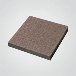 Płyta chodnikowa Bruk-Bet 35 x 35 x 5 cm granit brązowy