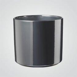 Osłonka doniczki Las Vegas 16 cm srebrna