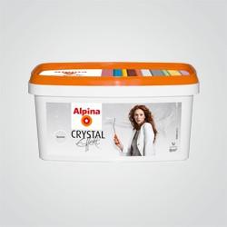 Lazura Alpina Crystal Effekt brokat tęczowy 1 l
