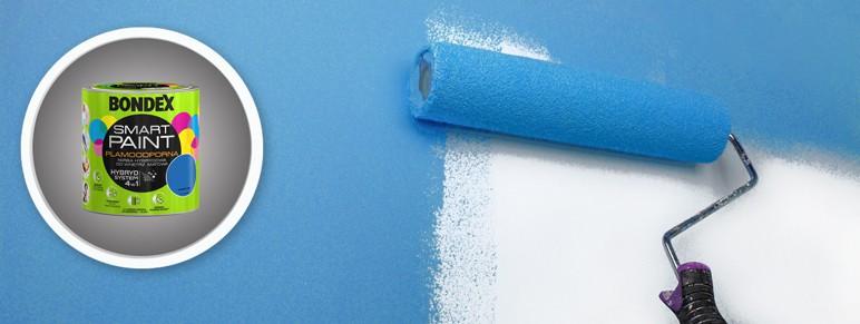 Farba hybrydowa Bondex Smart Paint mamma mia 2,5 l
