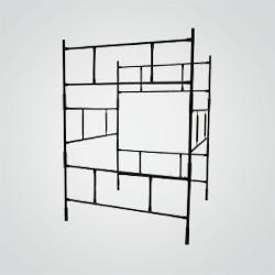 Ramka konstrukcyjna do rusztowania typ warszawski 1624 x 820 mm