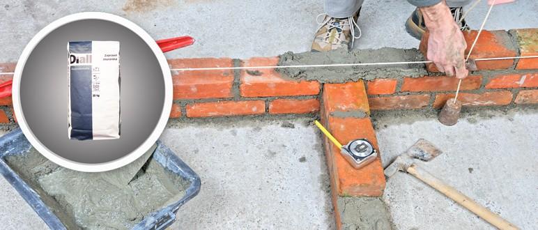 Zaprawa murarska Diall 25 kg