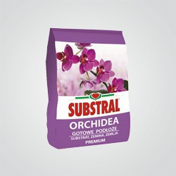 Podłoże Substral Premium do Orchidei 3 l