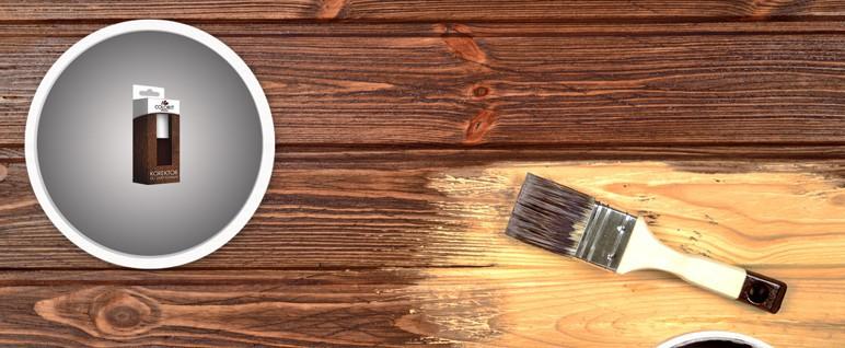 Korektor do zarysowań Colorit Drewno sosna 7 ml
