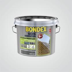 Lakierobejca renowacyjna Bondex SOS ciemno szara 2,5 l