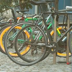 stojak na rower
