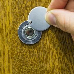 Jaki wizjer do drzwi wejściowych
