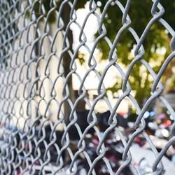 ogrodzenie z siatki