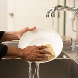 zmywanie ręczne