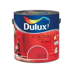 Czerwona farba Dulux castorama