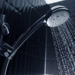 woda z prysznica