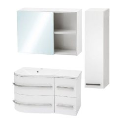 Zestaw mebli łazienkowych Castorama