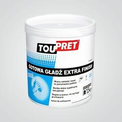 Gotowa gładź Toupret Extra Finish 1,5 kg