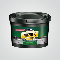 Masa szpachlowa bitumiczna Tytan Abizol G 5 kg