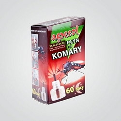Wkład do elektrofumigatora Agrecol 45 ml