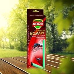 Pałeczki owadobójcze Agrecol Arox 5 szt.