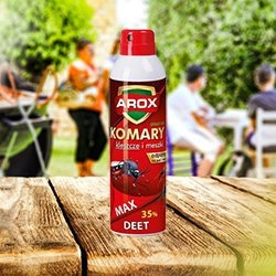 Preparat Agrecol DEET Max spray 250 ml