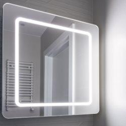 Oświtlenie LED w lustrze