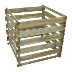 Drewniany kompostownik Castorama