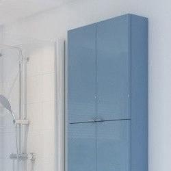 Szafka Cooke&Lewis Imandra 60 x 60 x 15 cm niebieska