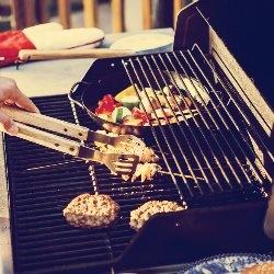 grillowanie potraw