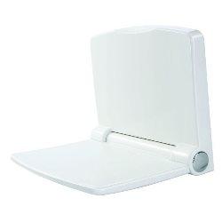 Krzesełko kabinowe Omnires Yogi białe