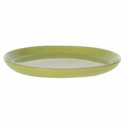 Podstawka ceramiczna 32 cm oliwka