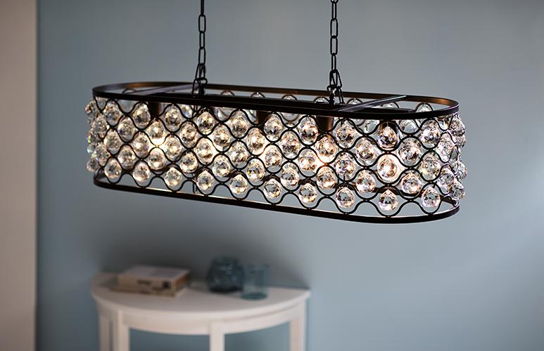 Lampa wisząca Vejle 5 x 60 W E27
