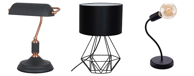 Lampka stołowa Luce Pablo Basket New