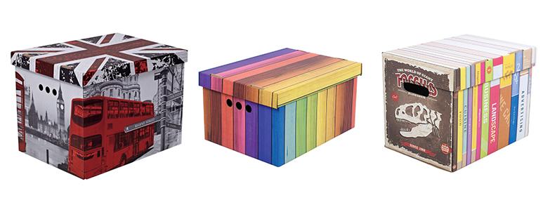 pudło dekoracyjne