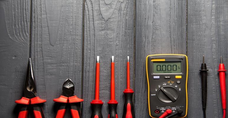 narzędzia dla elektryka