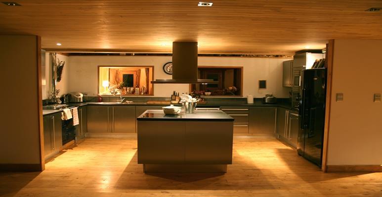 kuchnia otwarta wyspa