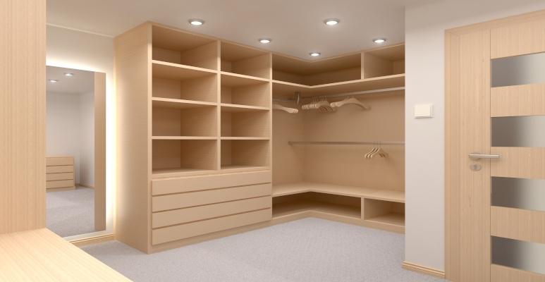 Garderoba W Sypialni Jakie Drzwi Do Szafy Wybrać
