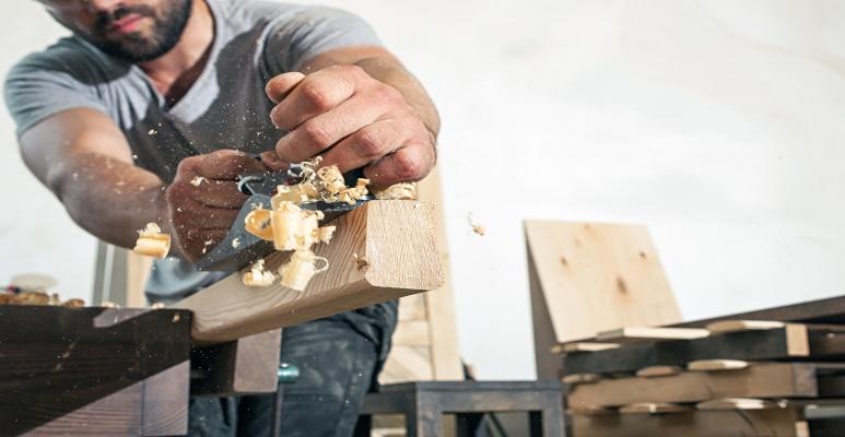 czym rzeźbić w drewnie - tarniki