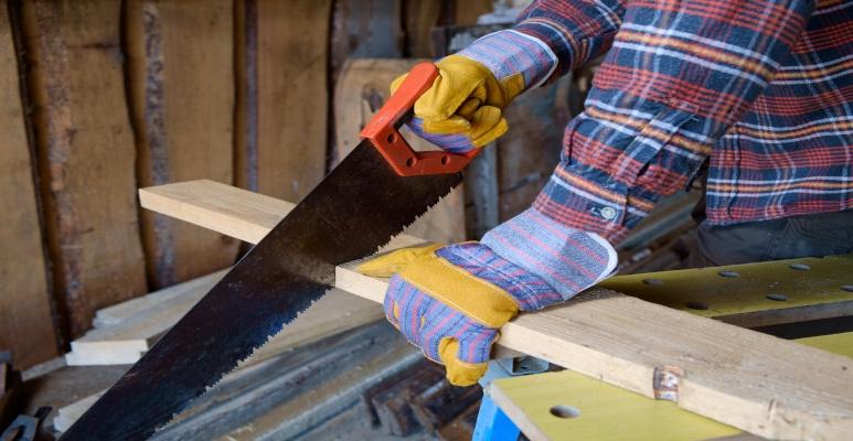 obróbka drewna dla początkujących