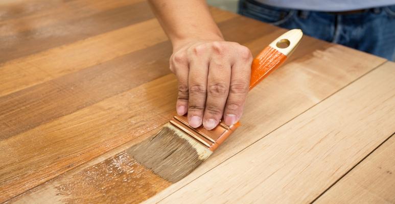 przygotowanie mebli kuchennych do malowania